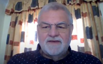 Dr. David Dunning, recomandări pentru persoanele cu diabet în contextul pandemiei de COVID-19