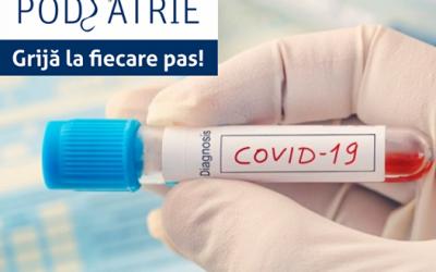 Teste Anticorpi anti SARS-CoV-2, IgG și IgM